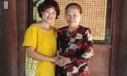 Mến tặng Thủ nhang Đồng thầy Chu thị Bích Hòa đền Rừng Già.